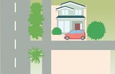 小規模宅地の評価減80%の適用で相続税1,840万円が'0'に